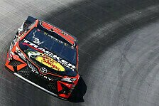 NASCAR Las Vegas: Martin Truex Junior gewinnt Playoff-Auftakt