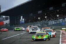ADAC GT Masters - Lamborghini dominiert auf dem Nürburgring