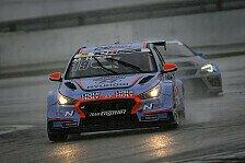 Max Hesse gewinnt im Hyundai auf dem Nürburg
