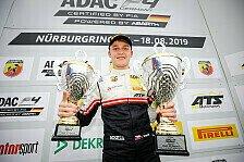 ADAC Formel 4 2019: Stanek gewinnt Lauf 3 auf dem Nürburgring