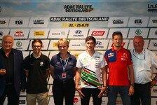 Auf geht's zur ADAC Rallye Deutschland 2019!