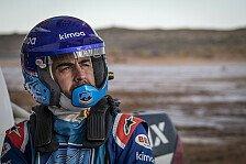 Fernando Alonso: Rallye-Dakar-Debüt mit Toyota steht 2020 bevor