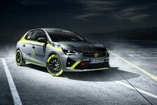 ADAC Opel e-Rally Cup geht ab 2020 an den Start