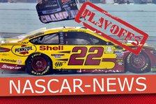 NASCAR Charlotte 2019: Playoff-News und Infos zum 29. Rennen