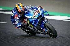 MotoGP Live-Ticker - Silverstone: Die Reaktionen zum Rins-Sieg