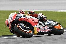 MotoGP Silverstone 2019: Marc Marquez dominiert 4. Training