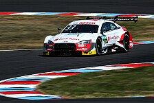DTM: Rene Rast stürmt zur Pole am Lausitzring