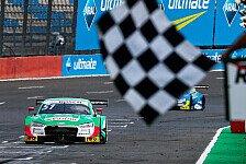 DTM - Video: DTM-Video, Lausitzring: Zusammenfassung des Samstags-Rennens