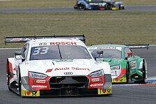DTM Nürburgring: Rast knackt Streckenrekord im 1. Training
