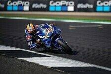 MotoGP Silverstone 2019: Rins schlägt Marquez in letzter Kurve!