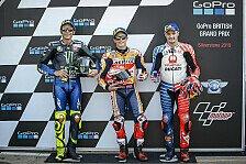 MotoGP-Fahrer rechnen mit großer Schlacht um Silverstone