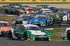 DTM, Lausitzring-Dilemma: Warum Wittmann mehr flucht als Rast