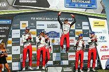 WRC Rallye Deutschland 2019: Alle Fotos vom 10. WM-Rennen