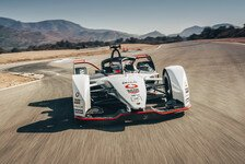 Porsche: Formel-E-Rennauto 99X Electric offiziell präsentiert