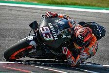 MotoGP-Testfahrten in Misano: Die besten Bilder