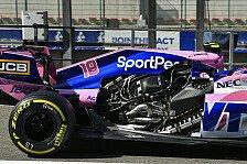 Formel 1 Spa: Racing Point schlägt zurück, doch bangt um Motor