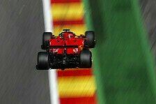 Formel 1 Spa Trainingsanalyse: Ferraris Rennpace macht Sorgen