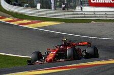 Formel 1 2019: Belgien GP - Freitag