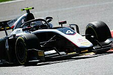 Formel 2 Spa-Qualifying: De Vries holt Pole, Schumacher auf P6