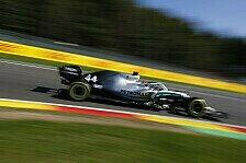 Formel 1 Spa: Hamilton glaubt Antwort auf Ferrari-Pace zu haben