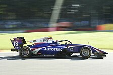 Formel 3 Spa, Rennen 1: Pedro Piquet feiert ersten Saisonsieg