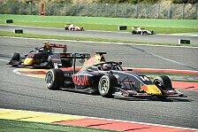 Monza: Yuki Tsunoda holt auf nasser Strecke ersten F3-Sieg