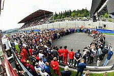 Formel 1 Spa - Wegen Hubert: Ricciardo dachte an Rennabsage