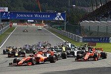 Formel 1 Spa 2019: Fahrernoten - hier bewerten!
