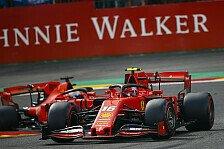 Formel 1 Spa 2019: Charles Leclerc siegt und erlöst Ferrari