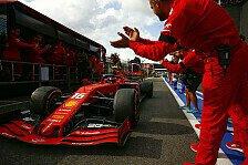 Formel 1 2019: Belgien GP - Sonntag