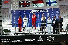 Formel 1 2019: Belgien GP - Podium