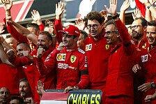Formel 1 Spa - Presse: Leclerc beflügelt, Vettel degradiert