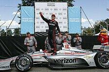IndyCar 2019: Fotos Rennen 16 - Portland