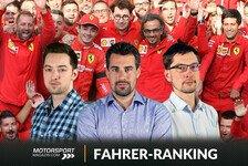 Formel-1-Fahrerranking Spa: Leclerc siegt nur haarscharf