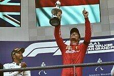 Formel 1, Leclerc konstant vor Vettel: Hamilton beeindruckt