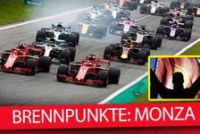 Formel 1 Monza 2019: Die heißesten Fragen vor dem Italien GP