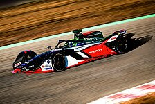 Formel E - Video: Formel E 2019: Audis neuer FE06 auf der Rennstrecke