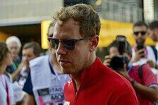 Vettel seit einem Jahr sieglos: In Monza über uns hinauswachsen