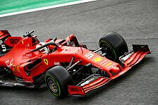 Formel 1, Vettel mahnt trotz Ferrari-Bestzeit: Mercedes stärker