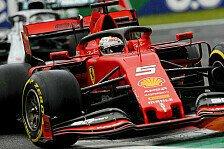 Formel 1 Ticker-Nachlese Monza: Trainings-Freitag in Italien