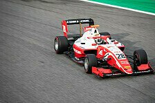 Formel 3 Sotschi-Qualifying: Shwartzman vor Daruvala auf Pole