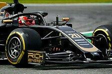 Formel 1 2019: Haas und Rich Energy machen endgültig Schluss