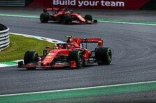 Quali-Chaos, Leclerc gesteht: Sollte Vettel Windschatten geben