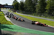 Formel 1 Live-Ticker Monza: Verwarnungen für Qualifying-Bummler