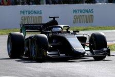 Formel 1: Streckendebüt für Pirellis 18-Zöller in Monza