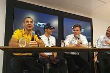 Formel 1, Mercedes' Ocon-Dilemma: Müssen Geheimnisse schützen