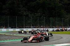 Formel 1, Verwarnungen sind zurück: 'Gelbe Karten' statt Strafe