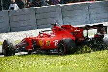 Formel 1, Vettel räumt in Monza Stroll ab: Keine Art und Weise