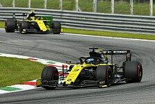 Formel 1, Ricciardo: Renault-Leistung in Monza eine Ansage