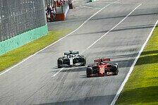 Formel 1: Hamilton kritisiert Stewards für Leclerc-Verwarnung